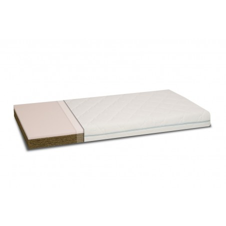 COCONUT MATTRESS WITH VISCO MAT