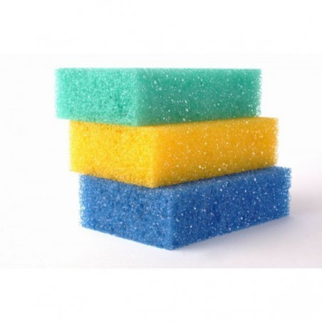 Rough bathing sponge (anti-cellulitis)